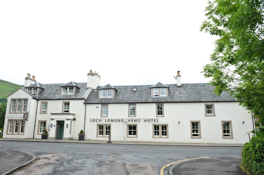 Loch Lomond Arms Hotel